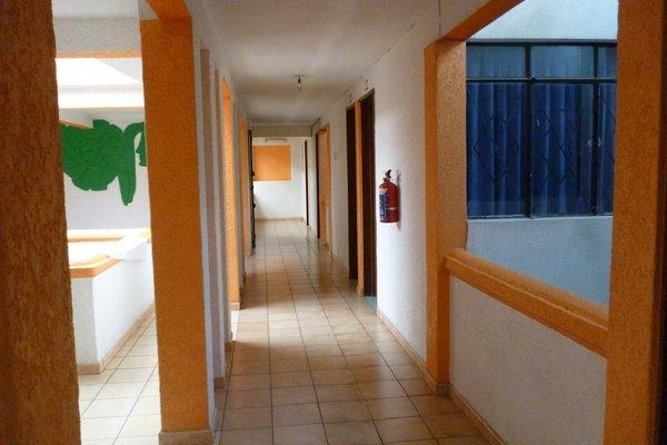 Hotel Huautla - фото 17