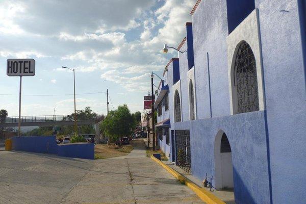 Hotel Huautla - фото 18
