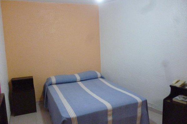 Hotel Huautla - фото 9