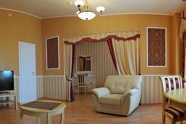 Гостиница Донжон - фото 8