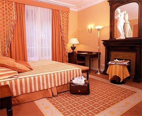 Отель Princesse Caroline - фото 2