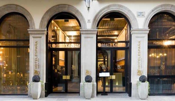 Hotel Espana Ramblas - фото 18