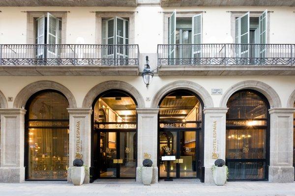 Hotel Espana Ramblas - фото 22