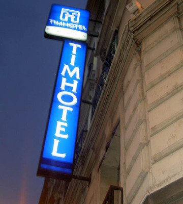 Hotel At Gare du Nord - фото 16