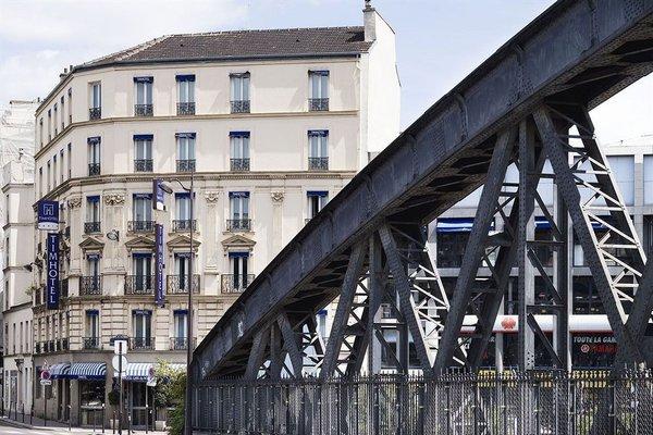 Hotel At Gare du Nord - фото 20