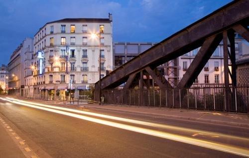 Hotel At Gare du Nord - фото 21