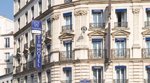 Hotel At Gare du Nord - фото 22