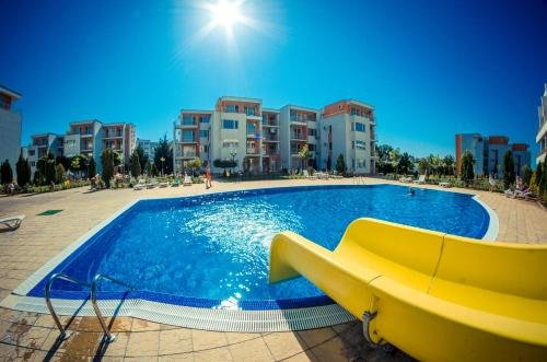 Nessebar and Holiday Fort Apartments - фото 23