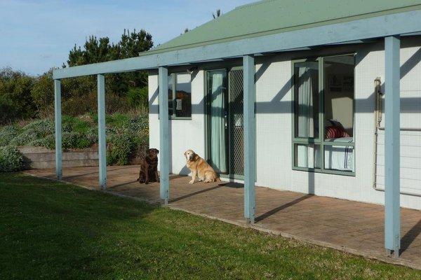 Johanna Bluegum Holiday Cabins - фото 9