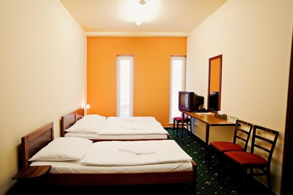 Гостиница «Albatros Relax», Прахатице