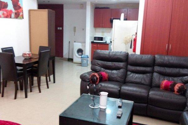 Studio Apartment in Ajman - фото 11