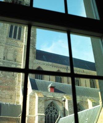 B&B Saint-Sauveur Bruges - фото 23