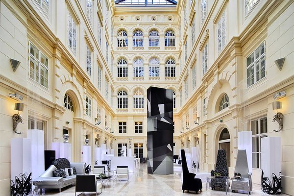 Barcelo Brno Palace - фото 17