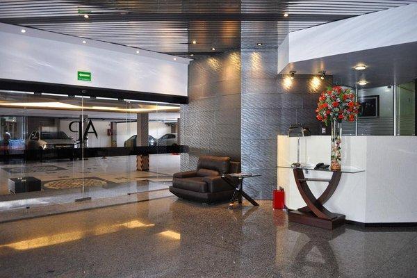 Hotel Abastos Plaza - фото 13