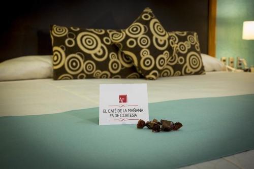 Hotel Abastos Plaza - фото 20