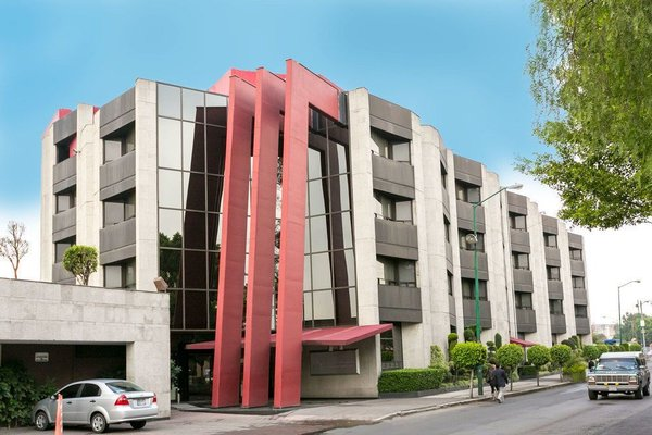 Hotel Abastos Plaza - фото 22