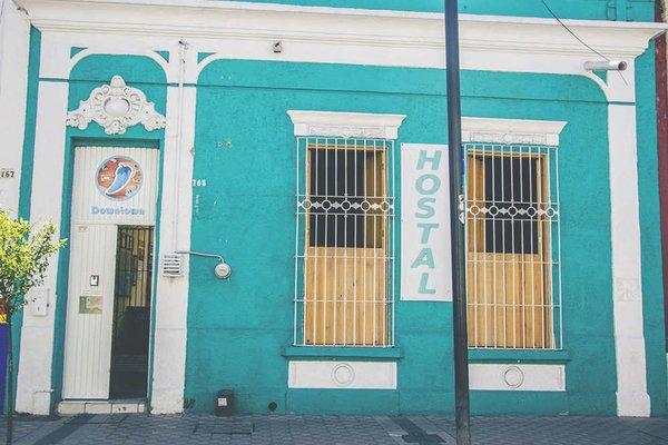 Blue Pepper Hostel Downtown - фото 23