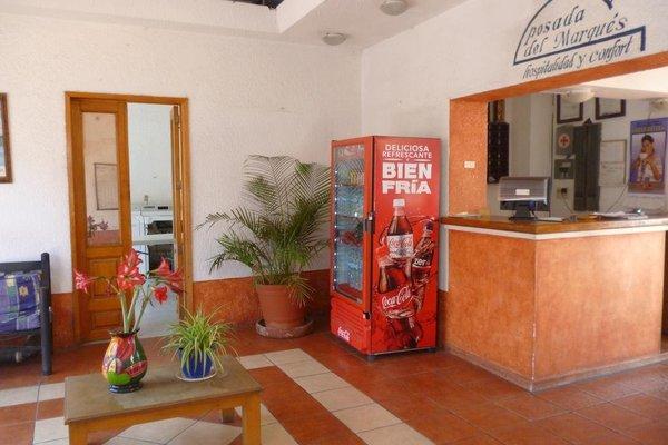 Hotel Posada del Marques - фото 12