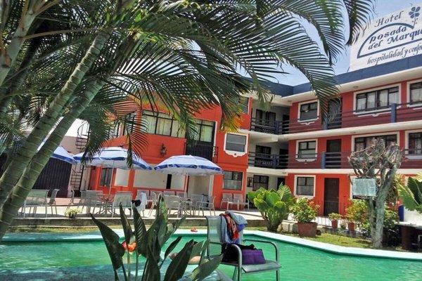 Hotel Posada del Marques - фото 17