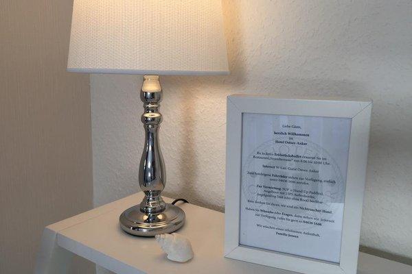 Hotel Ostsee-Anker - фото 16