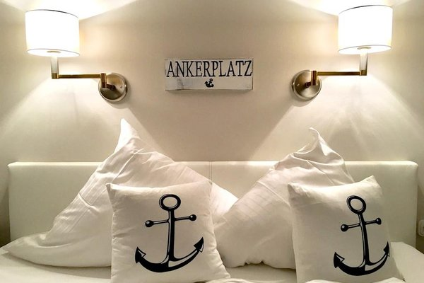 Hotel Ostsee-Anker - фото 5