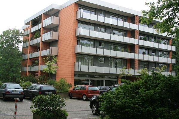 Hotel Mettmann - фото 23