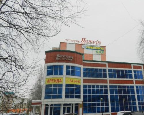 Гостиница Янтарь - фото 27
