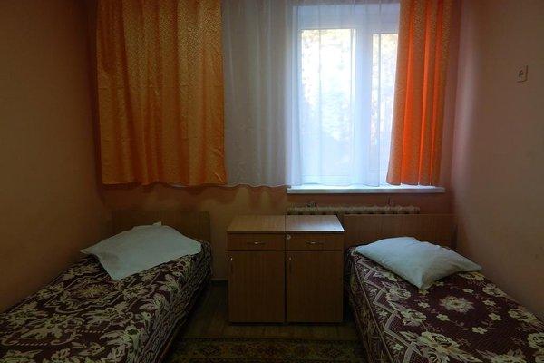 Отель Kupalinka - фото 1