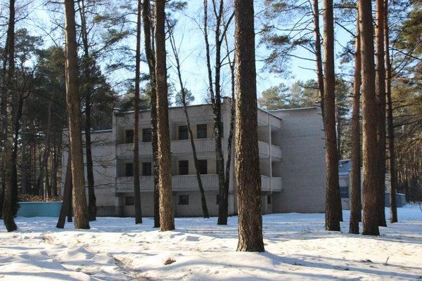 Отель Kupalinka - фото 14