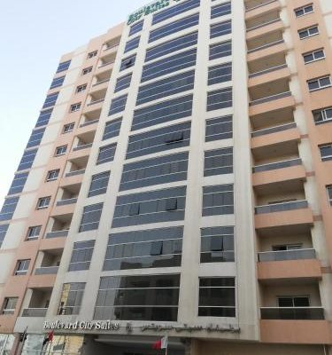 Boulevard City Suites Hotel Apartments - фото 12