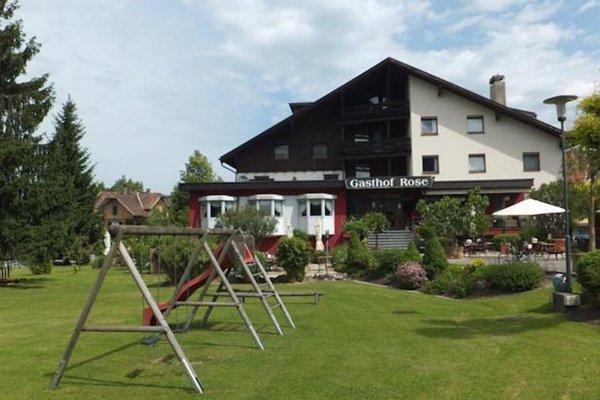 Гостиница «Rose», Дорнбирн