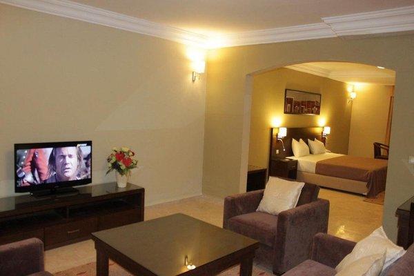 Hotel Mauricenter Nouakchott - фото 13