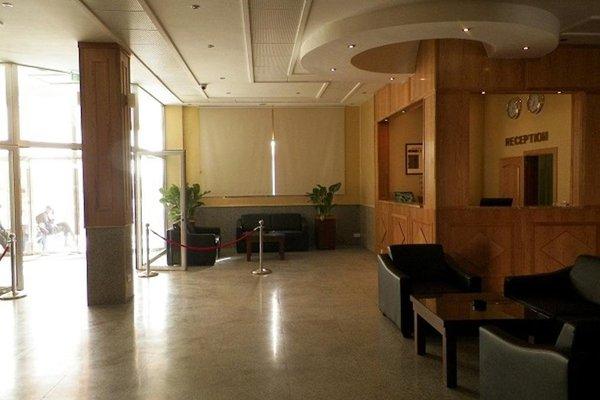 Hotel Mauricenter Nouakchott - фото 16