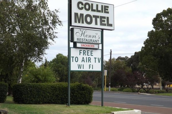 Collie Motel - фото 18