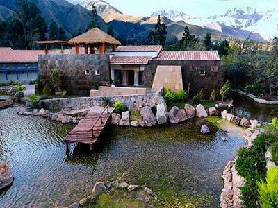Aranwa Sacred Valley Hotel & Wellness - фото 22