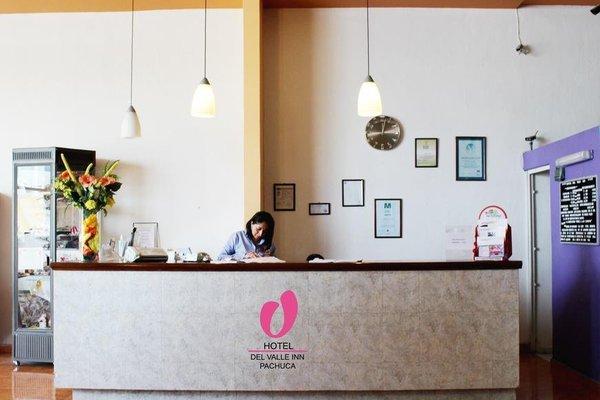 Hotel del Valle Inn - фото 14