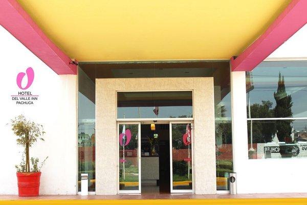 Hotel del Valle Inn - фото 22
