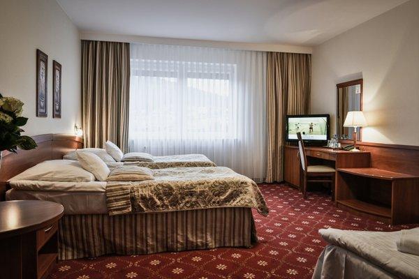 Hotel SPA Faltom Gdynia Rumia - фото 2