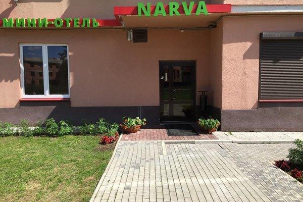 Гостиница Нарва - фото 23