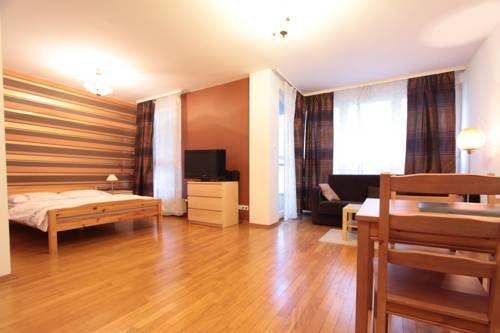 Warsaw City Apartments - фото 50