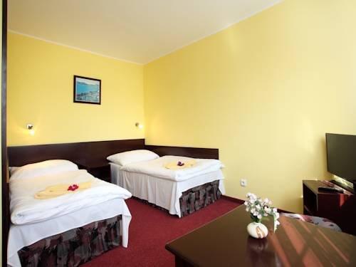 Hotel Milan Vopicka - фото 1