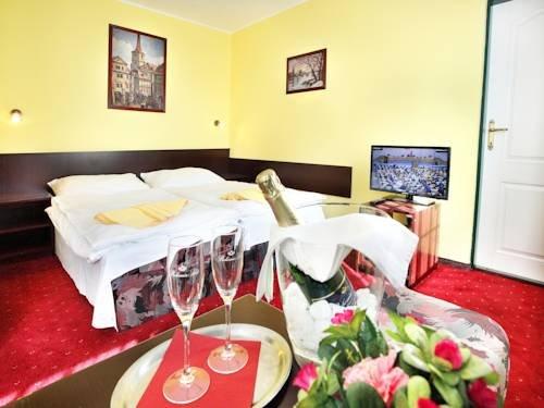 Hotel Milan Vopicka - фото 2