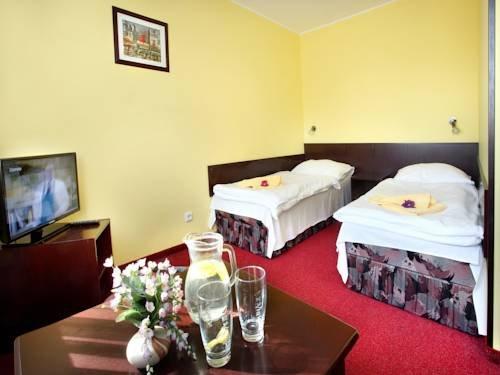 Hotel Milan Vopicka - фото 3