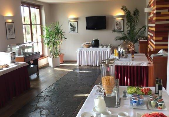 Hotel Maroli Mikulov - фото 16
