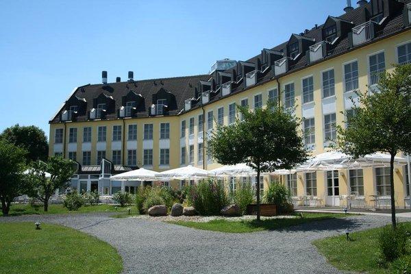 Seehotel Zeuthen - фото 23