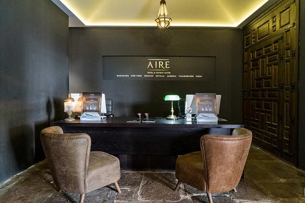 Aire Hotel & Ancient Bath Plaza Vieja - фото 12