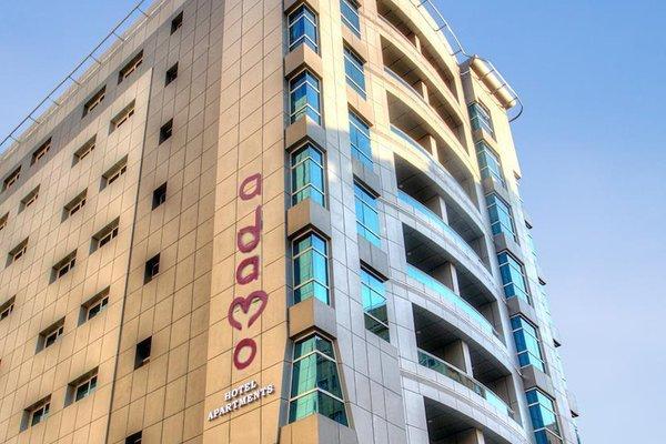 Adamo Hotel Apartments (ех. White Feather Hotel Apartments) - фото 0