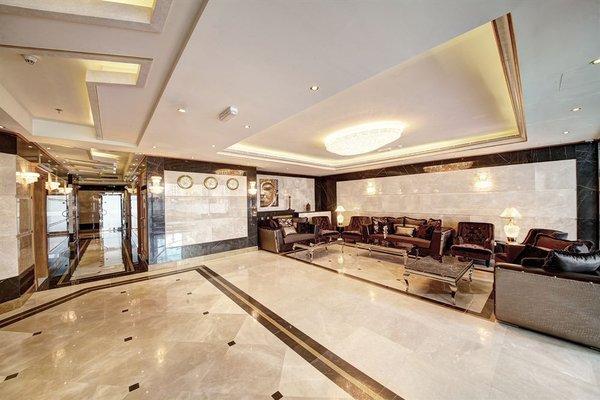 Adamo Hotel Apartments (ех. White Feather Hotel Apartments) - фото 15