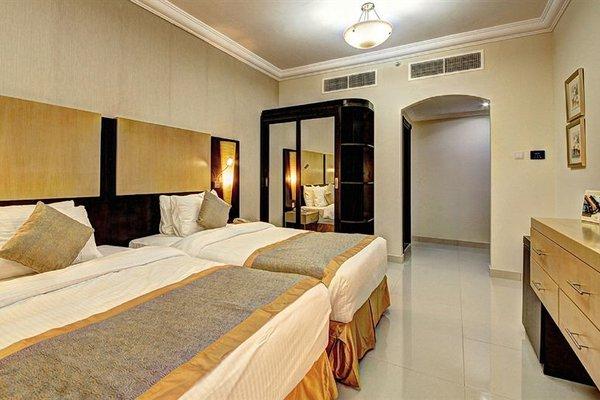 Adamo Hotel Apartments (ех. White Feather Hotel Apartments) - фото 2