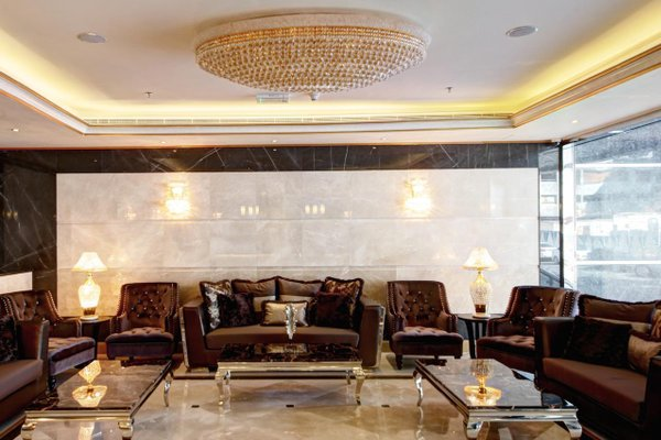 Adamo Hotel Apartments (ех. White Feather Hotel Apartments) - фото 5